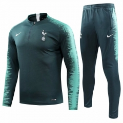 Tottenham Hotspur Green Training Suit 2018-2019