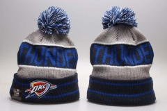 Oklahoma City Thunder Knit Hat