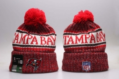 Tampa Bay Buccaneers Knit Hat-2 Color