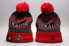 Ottawa Senators Knit Hat