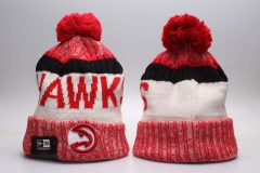Atlanta Hawks Knit Hat