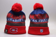 Montreal Canadiens Knit Hat