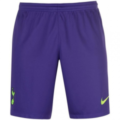Tottenham Hotspur Purple Goalkeeper Short Pants 2018-2019