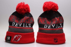 New Jersey Devils Knit Hat