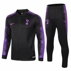 Tottenham Hotspur Black Jacket Suit 2018-2019