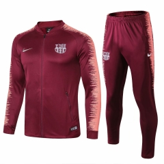 Barcelona Red Jacket Suit 2018-2019