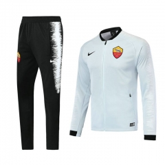 Roma White N98 Jacket Suit 2018-2019