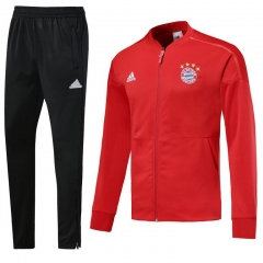 Bayern Munchen Red N98 Jacket Suit 2018-2019