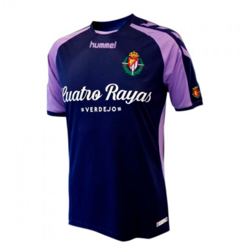 Valladolid Away Soccer Jersey 2018-2019
