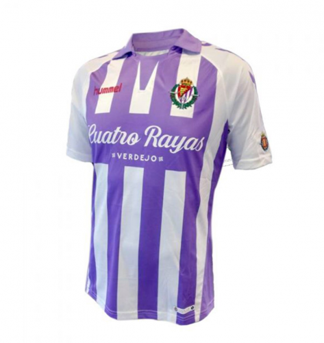Valladolid Home Soccer Jersey 2018-2019