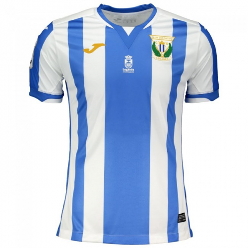 Leganes Home Soccer Jersey 2018-2019