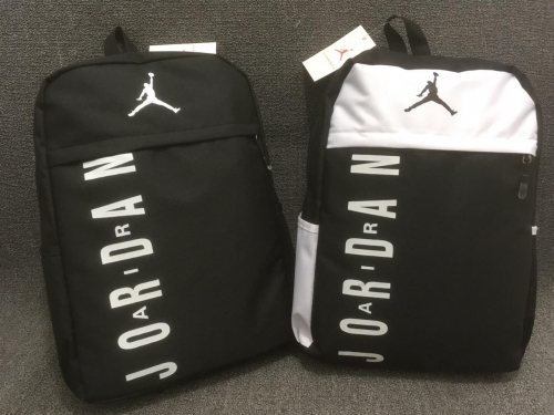 Jordan Backpack Bag Casual Daypacks -2 Color