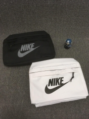 Nike Large Capacity Waistpack Black/White Athletic Sports Equipment