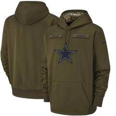 Dallas Cowboys Green Hoodie 2018