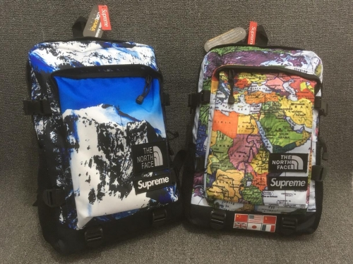 Supreme Backpack Fits for Laptop and Tablet Graffiti