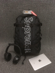 Supreme Backpack Supreme Bag Casual Daypacks 18FW-4 Color