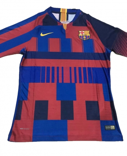 Player Version Barcelona 20 Years Mashup Jersey Shirt