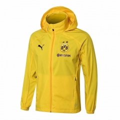 Borussia Dortmund Yellow Windbreaker 2018-2019