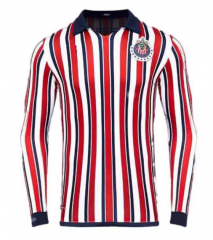 Chivas FIFA World Club Cup Home Long Sleeve Soccer Jersey Shirt 2018-2019