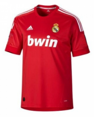 2012 Real Madrid Third Away Retro Soccer Jersey Shirt