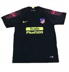 Atletico Madrid Black Goalkeeper Soccer Jersey Shirt 2018-2019