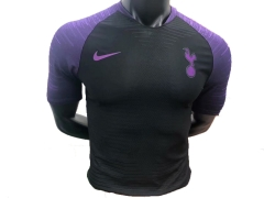 Player Version 2018 Tottenham Hotspur Black Training Short Shirt Jersey