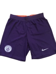 2018-2019 Men's Manchester City Third Away Shorts [Player Version]