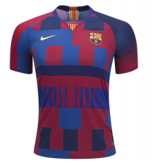 Player Version Barcelona 20th Anniversary 18/19 Jersey Shirt