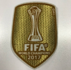2017 FIFA Club World Cup Champions Patch