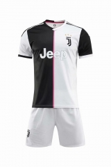 Juventus Home Concept Uniform 2019-2020 ,Jersey+Shorts