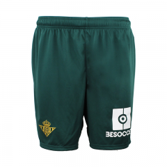 2018-2019 Men's Real Betis Away Shorts