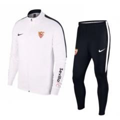Sevilla White Jacket Suit 2018-2019