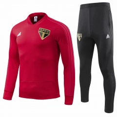 Sao Paulo Red Training Suit 2018-2019