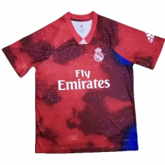 Real Madrid Red EA Sports Special Jersey Shirt 2018-2019