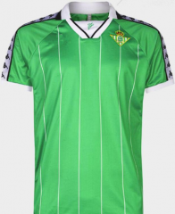 Real Betis Green Retro Soccer Jersey 2018-2019