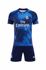 Real Madrid EA Sports Special Uniform 2018-2019 ,Jersey+Shorts
