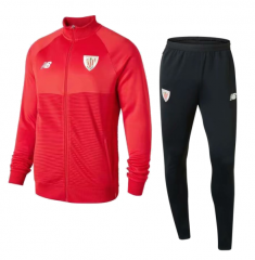 Athletic Bilbao Red Jacket Suit 2018-2019