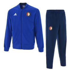Feyenoord Blue Jacket Suit 2018-2019