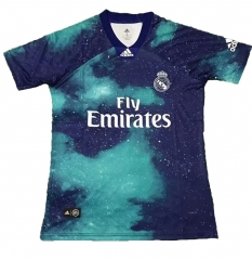 Real Madrid Acid Blue EA Sports Special Jersey Shirt 2018-2019