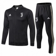 Juventus Black Jacket Suit 2018-2019