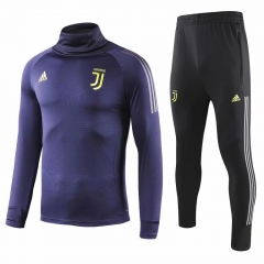 Juventus Purple UCL Training Suit 2018-2019