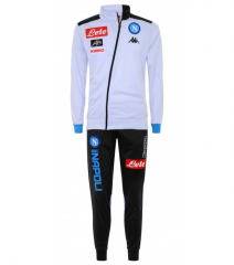 Napoli Ice Representation Jacket Suit 2018-2019