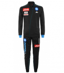 Napoli Dark Blue Representation Jacket Suit 2018-2019