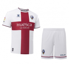 Youth Huesca Away Uniform 2018-2019 ,Jersey+Shorts [China Quality]