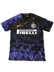 2018-2019 Inter Milan Digital Fourth Soccer Jersey