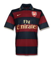 2007-2008 Arsenal Third Away Retro Soccer Jersey Shirt