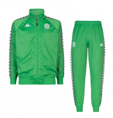 Real Betis Green Retro Jacket Suit 2018-2019