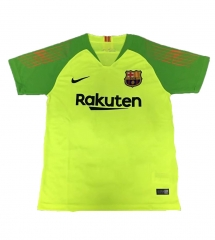 Barcelona Green Goalkeeper Soccer Jersey Shirt 2018-2019
