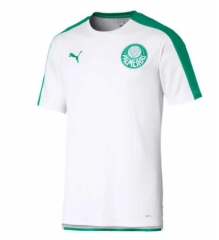 Palmeiras White Training Soccer Jersey 2019-2020