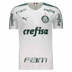 Palmeiras Away Libertadores Soccer Jersey 2019-2020 With All Sponsor